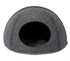 Trixie kattenmand iglo evi antraciet (43X43X32 CM)