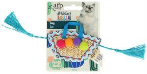 Afp whisker fiesta tas (25,5X7 CM)