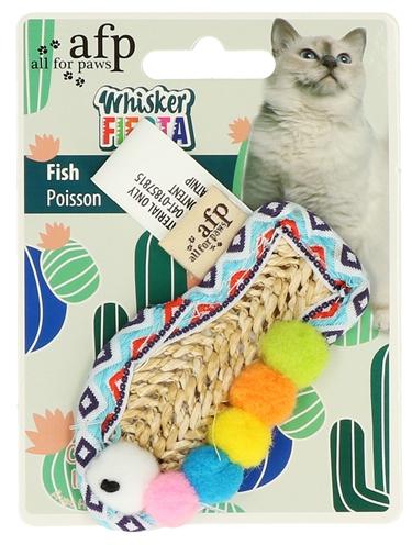 Afp whisker fiesta vis (9X4,5 CM)