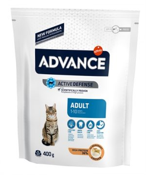 Advance cat adult chicken / rice (400 GR)