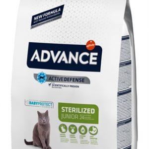 Advance cat junior sterilised chicken (1,5 KG)