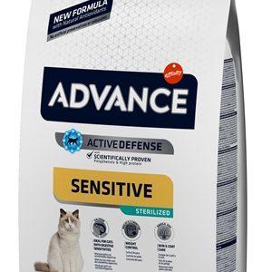 Advance cat sensitive sterilized salmon (3 KG)