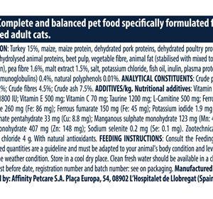 Advance cat sterilized hairball (1,5 KG)