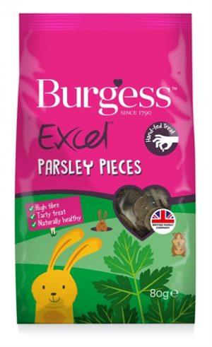 Burgess excel baked treats peterselie (80 GR)
