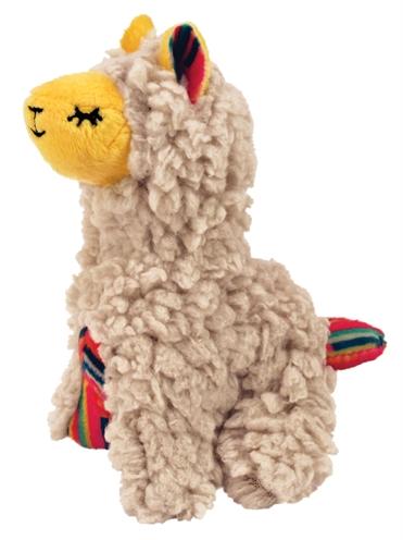 Kong softies buzzy llama (12,5X5,5X8,5 CM)