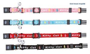 Trixie junior halsband kat kitten kitty cat assorti