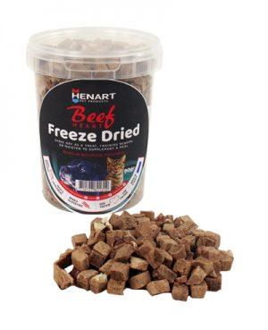 Henart freeze dried beef heart (90 GR)