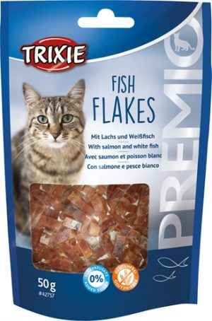 Trixie premio fish flakes (50 GR)