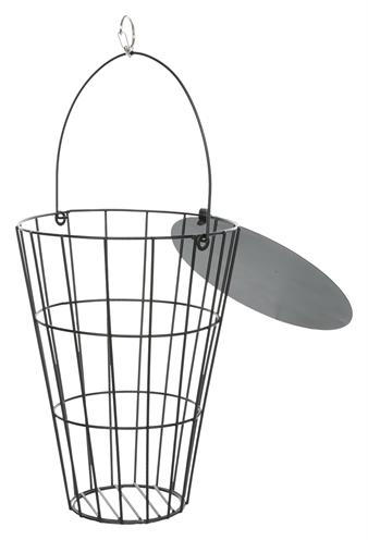 Trixie hooiruif hangend met deksel (16X16X21 CM)