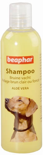 Beaphar shampoo bruine vacht (250 ML)