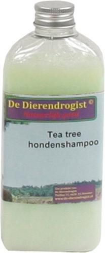 Dierendrogist tea tree shampoo hond (250 ML)