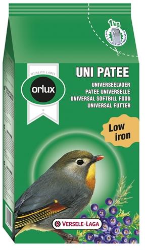 Orlux uni patee universeelvoer (1 KG)