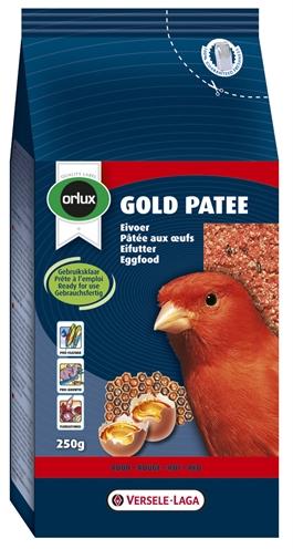 Orlux gold patee rood eivoer (250 GR)