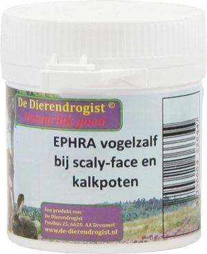 Dierendrogist ephra vogelwondzalf (50 GR)