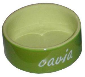 Eetbak steen cavia groen (12 CM)
