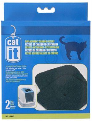 Catit filter katten toilet (16X15 CM)