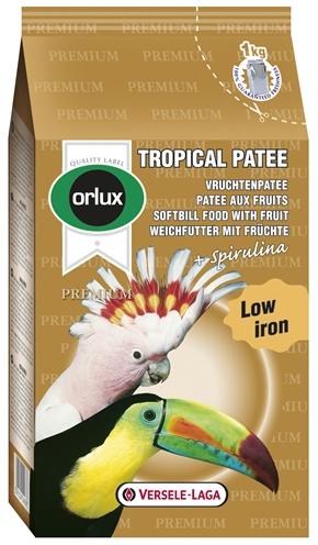 Orlux premium tropical patee vruchtenpatee (1 KG)