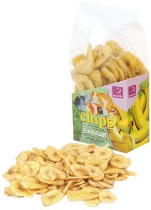 Esve knaagdierchips banaan (150 GR)