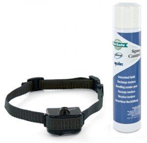 Petsafe blaf halsband met spray geurloos voor kleine honden (SMALL)