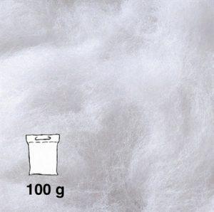 Ebi filterwatten wit (100 GR)