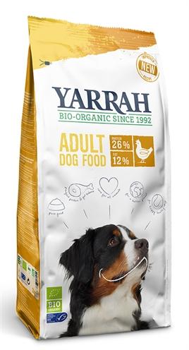 Yarrah dog 100% biologische brok kip (15 KG)
