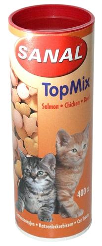 Sanal cat topmix (400 ST)