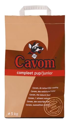 Cavom compleet pup/junior (5 KG)