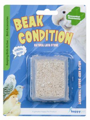 Happy pet beak conditioner (6,5X2,5 CM)