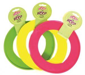 Happy pet hoop la hoop werpring (LARGE 21X21X1 CM)