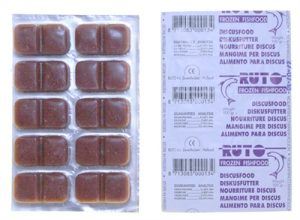 Ruto blue label discusfood (100 GR)