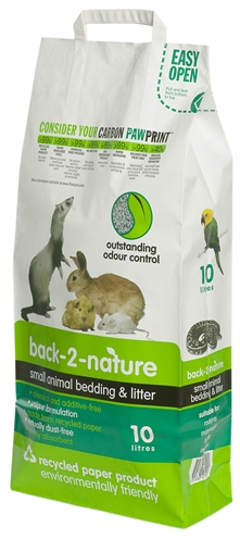 Back-2-nature bodembedekking (10 LTR)