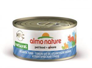 Almo nature cat atlantic tonijn (24X70 GR)