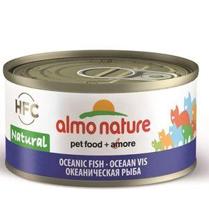 Almo nature cat oceaan vis (24X70 GR)