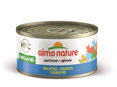 Almo nature cat makreel (24X70 GR)