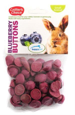Critter's choice blueberry buttons (40 GR)