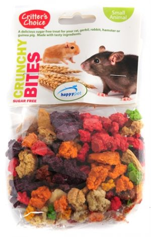Critter's choice crunchy bites (100 GR)