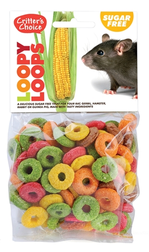 Critter's choice loopy loops (50 GR)