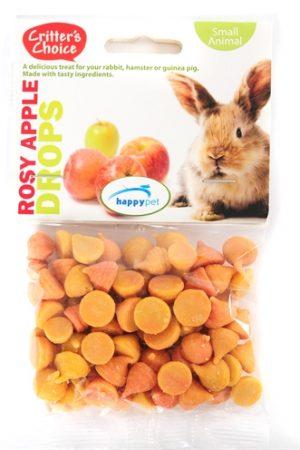 Critter's choice rosey apple drops (75 GR)