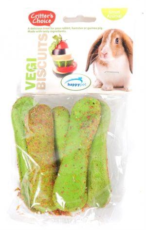 Critter's choice vegi biscuit (50 GR)