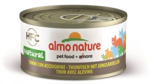 Almo nature cat tonijn/sardines (24X70 GR)