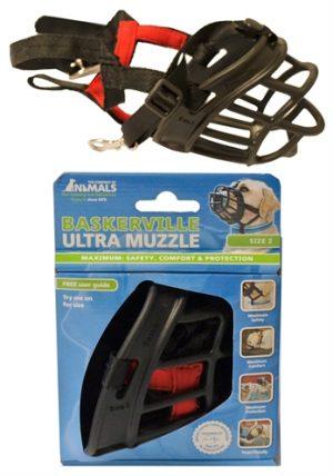 Baskerville ultra muzzle muilkorf (NR 2)