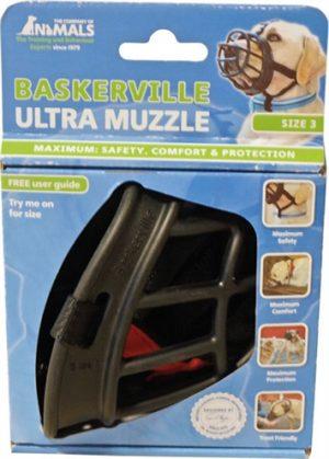 Baskerville ultra muzzle muilkorf (NR 3)
