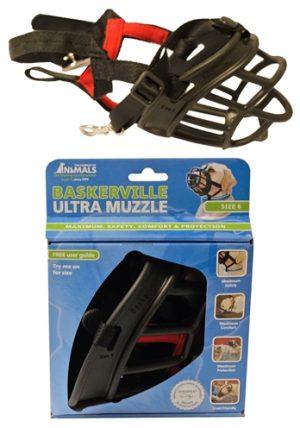 Baskerville ultra muzzle muilkorf (NR 6)