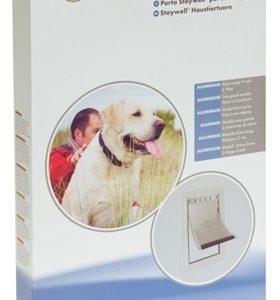 Petsafe hondenluik tot 100 kg aluminium (660)