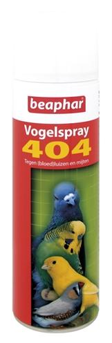 Beaphar 404 vogelspray (500 ML)
