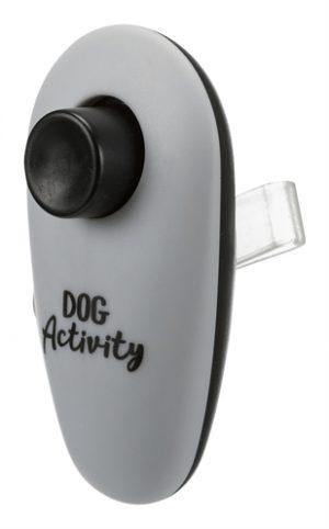 Trixie dog activity vinger clicker assorti