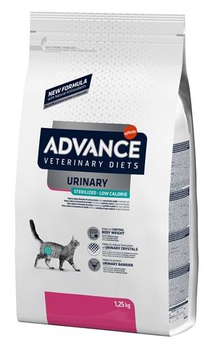 Advance veterinary cat urinary sterilized (1,25 KG)