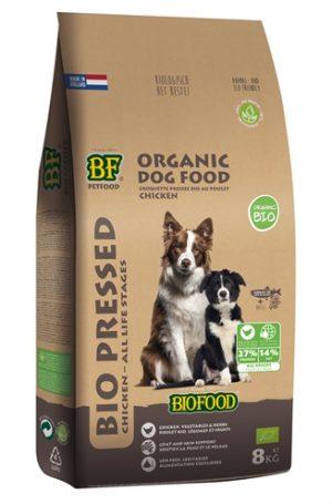 Biofood organic geperst (8 KG)