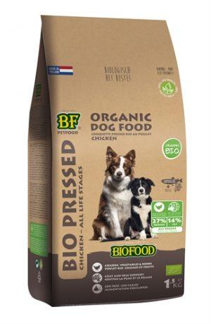Biofood organic geperst (1,5 KG)