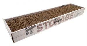 Croci krabplank homedecor rovere houtprint grijs (48X12,5X5 CM)